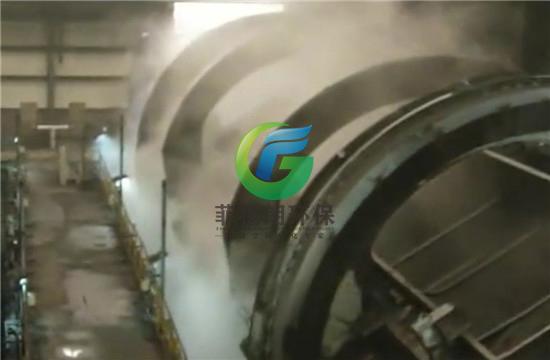 冶金矿山除尘器的选择和应用