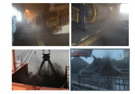 装卸系统高压除尘技术分析及应用