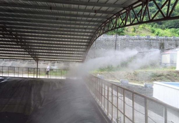 广泛使用喷雾除尘的原因